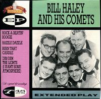 Cover Bill Haley And His Comets - Rock-A-Beatin' Boogie