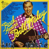Cover Bill Haley And His Comets - Rock Around Bill Haley