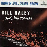Cover Bill Haley And His Comets - Rock'n' Roll Stage Show