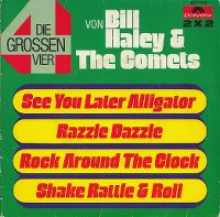 Cover Bill Haley And His Comets - See You Later, Alligator