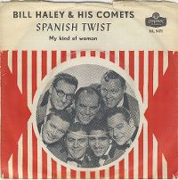 Cover Bill Haley And His Comets - Spanish Twist
