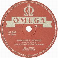 Cover Bill Haley And His Comets - Teenager's Mother (Are You Right?)