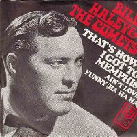 Cover Bill Haley And His Comets - That's How I Got To Memphis