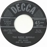 Cover Bill Haley And His Comets - The Dipsy Doodle