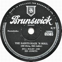 Cover Bill Haley And His Comets - The Saints Rock 'N Roll