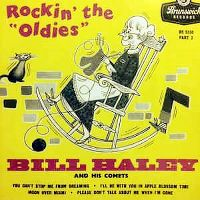 Cover Bill Haley And His Comets - You Can't Stop Me From Dreaming