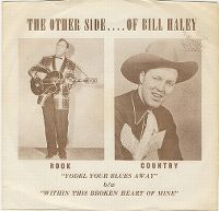 Cover Bill Haley And The 4 Aces Of Western Swing - Yodel Your Blues Away