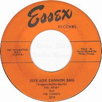 Cover Bill Haley And The Comets - Juke Box Cannon Ball