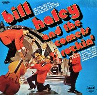 Cover Bill Haley And The Comets - Rockin'