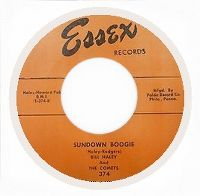 Cover Bill Haley And The Comets - Sundown Boogie