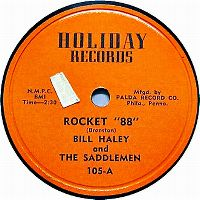 "Cover Bill Haley And The Saddlemen - Rocket ""88"""