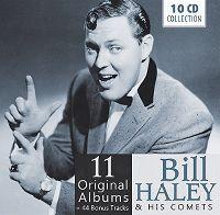 Cover Bill Haley & His Comets - 11 Original Albums