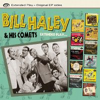 Cover Bill Haley & His Comets - Extended Play...