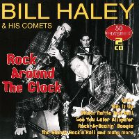 Cover Bill Haley & His Comets - Rock Around The Clock - 50 Greatest Hits