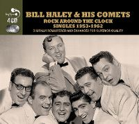 Cover Bill Haley & His Comets - Rock Around The Clock - Singles 1953-1962