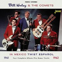 Cover Bill Haley & The Comets - In Mexico - Twist español