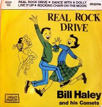 Cover Bill Haley With Haley's Comets - Real Rock Drive
