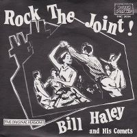 Cover Bill Haley With The Saddlemen - Rock The Joint