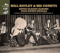 Cover Bill Hayley & His Comets - Seven Classic Albums Plus Bonus Singles