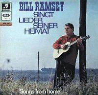 Cover Bill Ramsey - Bill Ramsey singt Lieder seiner Heimat - Songs From Home