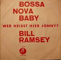 Cover Bill Ramsey - Bossa Nova Baby