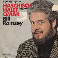 Cover Bill Ramsey - Haschisch Halef Omar