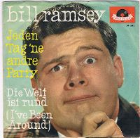 Cover Bill Ramsey - Jeden Tag 'ne andre Party