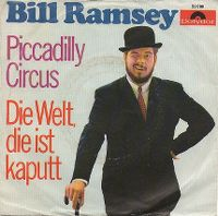 Cover Bill Ramsey - Piccadilly Circus