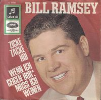 Cover Bill Ramsey - Zicke Zacke Hoi