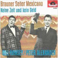 Cover Bill Ramsey / Peter Alexander - Brauner Señor Mexicano