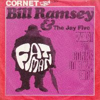 Cover Bill Ramsey & The Jay Five - Fat Man