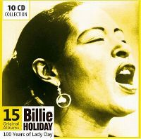 Cover Billie Holiday - 100 Years Of Lady Day