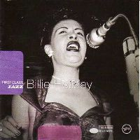 Cover Billie Holiday - First Class Jazz - Billie Holiday