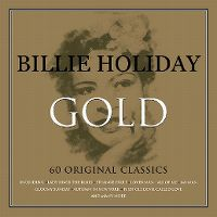 Cover Billie Holiday - Gold