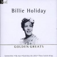 Cover Billie Holiday - Golden Greats