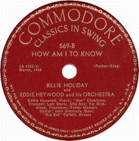 Cover Billie Holiday - How Am I To Know