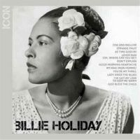 Cover Billie Holiday - Icon