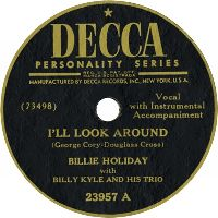 Cover Billie Holiday - I'll Look Around