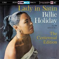 Cover Billie Holiday - Lady In Satin