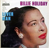 Cover Billie Holiday - Lover Man