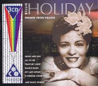Cover Billie Holiday - Pennies From Heaven (3CD Trilogie)