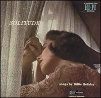 Cover Billie Holiday - Solitude