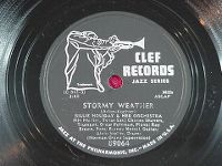 Cover Billie Holiday - Stormy Weather