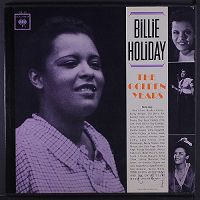 Cover Billie Holiday - The Golden Years