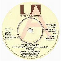 Cover Billie Jo Spears - '57 Chevrolet