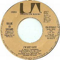 Cover Billie Jo Spears - I'm Not Easy
