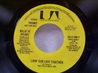 Cover Billie Jo Spears - Livin' Our Love Together