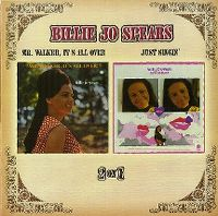 Cover Billie Jo Spears - Mr. Walker, It's All Over / Just Singin'