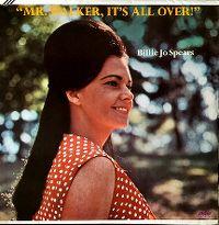 Cover Billie Jo Spears - Mr. Walker, It's All Over!