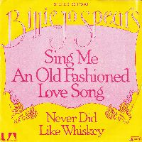 Cover Billie Jo Spears - Sing Me An Old Fashioned Love Song